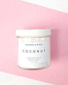 Herbivore Botanicals : Coconut Bath Soak