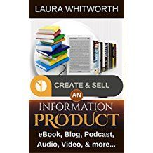 Create And Sell An Information Product: eBook, Blog, Podcast, Audio, Video, And More... (English Edition) Audio, English, Create, Blog, English Language, Blogging