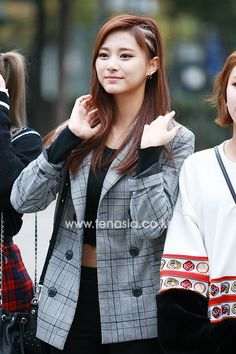 Like why is Tzuyu so cute? ❤️