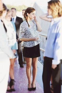 Adorable Emma Watson Street Style 86