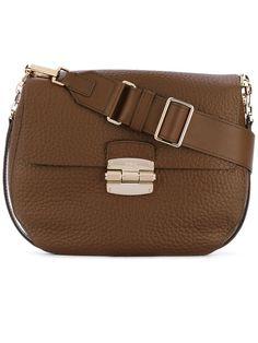 FURLA . #furla #bags #shoulder bags #leather #crossbody #lace #