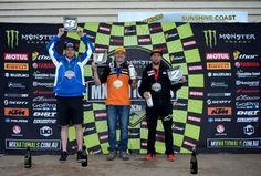 Kirk Gibbs has taken just the third MX1 victory of his career http://www.mcnews.com.au/2014-mx-nationals-rnd7-conondale-race-reports/