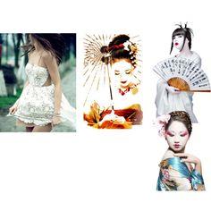 """geisha"" by ola-sum on Polyvore"