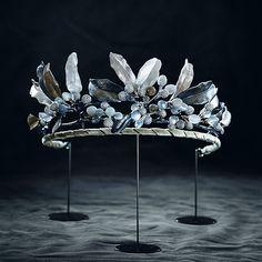 dinamarca: tiara de la media noche