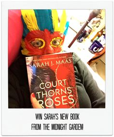 The Midnight Garden is giving away an early ARC of A Sarah J. Maas' new book A COURT OF THORNS AND ROSES! It's the first book in a new fae NA series that's a reimagining of TAMLIN and BEAUTY AND THE BEAST.