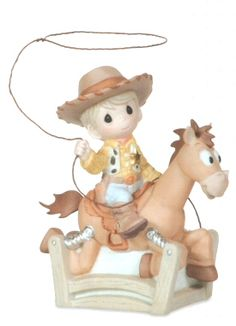 Precious Moments Ride Like The Wind Bullseye @collectibleshopping.com