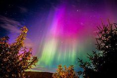 Ra Station Club: Aurora Boreal - Aurora Borealis . 7 Enero 2013 .