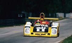 Renault Alpine A442B - Le Mans 1978