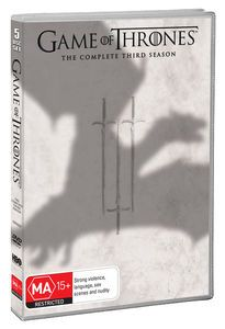 Game of Thrones the complete third season [DVD]