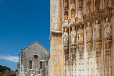 Batalha Monastery in Centro de Portugal 30 kilometres to the north of Alcobaça, Joaquim Ruivo - the director of the Monastery of Saint Mary of the Victory in the town of Batalha - Mosteiro de Santa Maria da Vitória - stands in a slat of colourful sunlight, emanating from one of the first examples of stained glass in Portugal and points ...