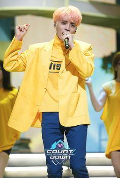. 2016 spring summer . basic line . [VISAS Hip sack yellow]  . Shinee jonghyun . #chancechance#2016ss#summer#spring#fashion#design#shirts#jacket#bag#yellow#jonghyun#shinee