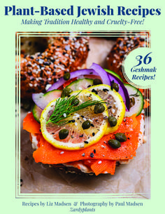 This eBook has 50 plant-based Jewish recipes perfect for Chanukah, Passover, Rosh Hashanah and more. Great for any holiday get together! Jewish Recipes, Paleo Recipes, Whole Food Recipes, Vegan Bagel, New York Bagel, Black And White Cookies, Vegan Cream Cheese, Food Scale, Vegetarian Paleo