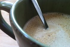for those who like a bit of sweet in their coffee    Fast Paleo » Coconut Milk Coffee Creamer - Paleo Recipe Sharing Site