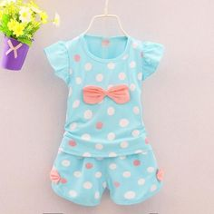 http://babyclothes.fashiongarments.biz/  2017 toddler Infant clothes children baby girls summer clothing set polka dots 2pcs t-shirt+ shorts sets girls summer set, http://babyclothes.fashiongarments.biz/products/2017-toddler-infant-clothes-children-baby-girls-summer-clothing-set-polka-dots-2pcs-t-shirt-shorts-sets-girls-summer-set/,  	 	we have 4 size No. 6,8,10,12  	12M/80: coat length is 37cm,bust is 58cm, pants is 25 cm,t is fit for 60-70 cm height, 	  	18M/90: coat length is 38.5cm,bust…