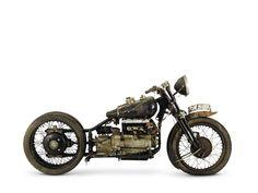 The ex- Hubert Chantrey,1938 Brough Superior 800cc BS4 Frame no. 4004 Engine no. M131039