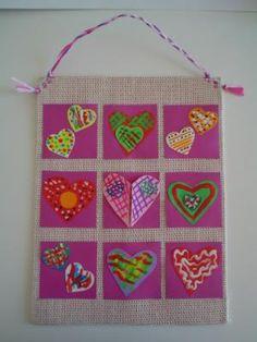Basteln muttertag on pinterest basteln valentines and valentine day crafts - Bastelideen muttertag ...