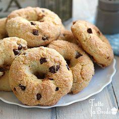 Italian Cookies, Italian Desserts, Mini Desserts, Italian Recipes, Biscotti Cookies, Biscotti Recipe, Ricotta, Cookie Recipes, Dessert Recipes