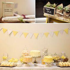 #yellow #cake #wedding