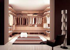 Organizzare la cabina armadio #cabinearmadio