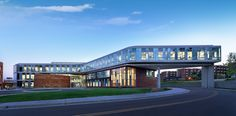 University of Minnesota Duluth - School of Business Labovitz School of Business and Economics in Duluth, Minnesota by Perkins+Will