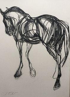 Jo Taylor | Shiny Beast  charcoal