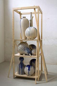 Anton Reijnders 2006 #art #sculpture #contemporary #ceramic
