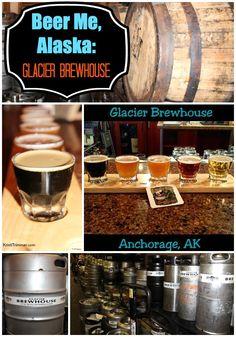 Beer Me Alaska Glacier Brewhouse