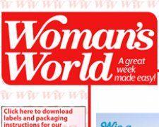 WomansWorldMag.com Sweepstakes!