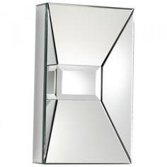 Cyan Design Pentallica Rectangle Mirror