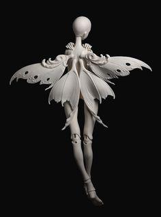 Clay Dolls, Bjd Dolls, Anime Dolls, Art Poses, Creepy Dolls, Doll Repaint, Art Reference Poses, Custom Dolls, Character Design Inspiration