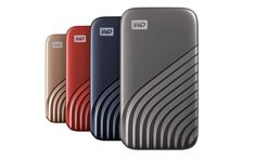 Western Digital's new portable SSDs are faster than ever, going up to 5TB of storage capacity.