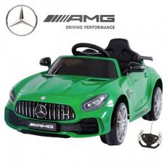 Official Mercedes Special Edition Green GT R Kids Car Recently Mercedes have released some amazing super cars and the Official Mercedes Special Edition Green GT R Kids Car brings that speed in mini size to kids Mercedes Sls, Electric Cars, Gta, Super Cars, Toys, Mini, Vehicles, Green, Amazing
