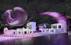 GungHo #tradeshow #exhibit designed by Catalyst Exhibits