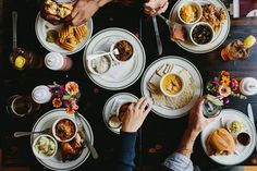 The South's Best New Restaurants: Buxton Hall in Asheville, NC