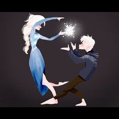 Snow Queen and Guardian of Fun