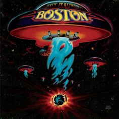 Boston Boston on Limited Edition 180g LP from Friday Music Mastered by Joe…