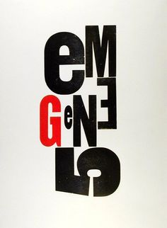 SFMOMA | Explore Modern Art | Our Collection | Jack W. Stauffacher | Wooden Letters from 300 Broadway [eM]