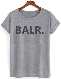 BALR T shirt #tshirt #shirt #tee #graphictee #clothing