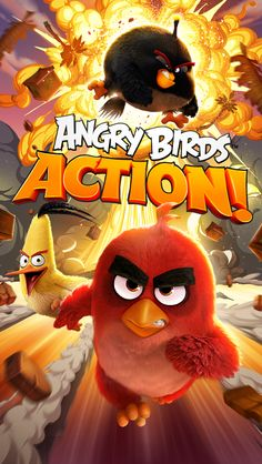angry birds action - Google Search
