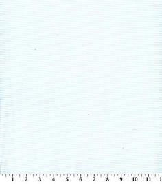 Snuggle Flannel Fabric Mini Stripe - Mint