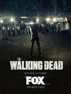 The Walking Dead revela la primera imagen promocional de la Temporada 7…