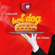 Arte Do Sushi, Food Banner, Social Media Design, Creative Food, Hot Dogs, Marketing, Shaggy And Scooby, Home Logo, Venezuelan Food