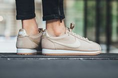 c3b1f219528d This Nike Classic Cortez Suede Is a Nude Worth Lusting Over  Unearth a