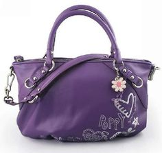 Purple and Coach. My two favorites.