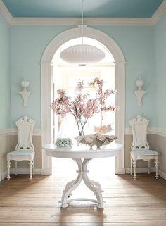 grün Flur Ideen klassischer Stil Haus | hausflur | Pinterest ...