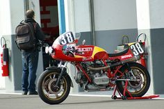 Ducati 860SS (1978), Radical Team | 12ème en Classic 2 | Cédric JANODET | Flickr