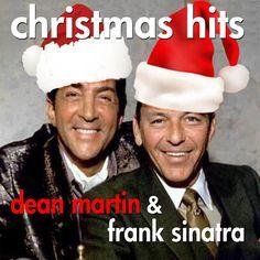 Dean Martin & Frank Sinatra - Christmas Hits (AudioSonic Music) [Full Al...