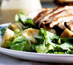 Savory Chicken Caesar Salad