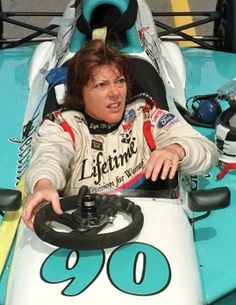 Lyn St. James became the first woman to place at the Indy 500 in 1992, finishing 11th. That year, she became the first woman named Rookie of the Year at that race. She went on to have seven Indianapolis 500 starts from 1992 to 1997
