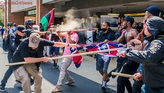 Critics say Charlottesville Police officers didn't do enough to stop the violence